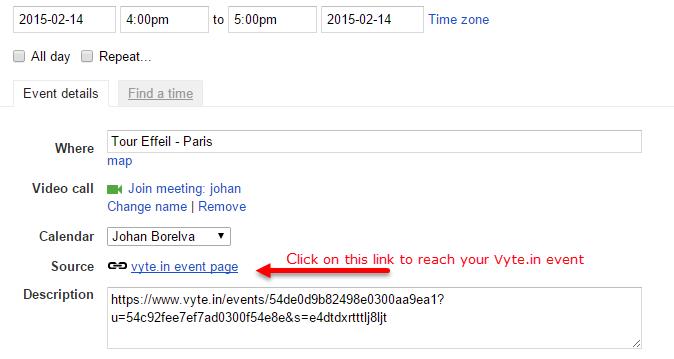 vytein-from-google-calendar