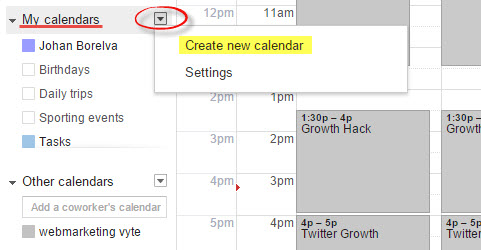 vyte-in-my-calendars-google-calendar-as-busy-for-a-recurring-event