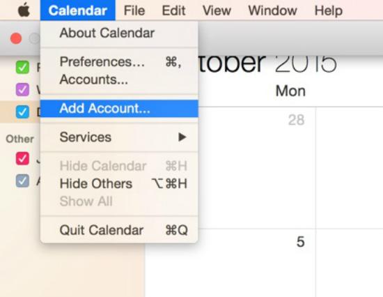 Default-calendar-on-mac-add-Google-calendar-account