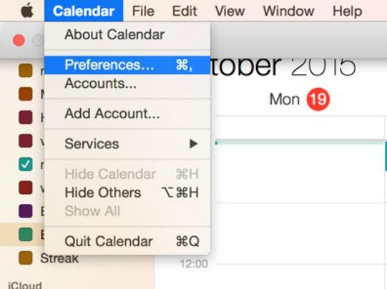 Default-calendar-on-mac-preferences-Google-calendar